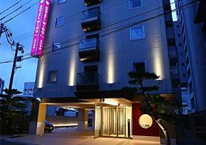 Hotel Wing International Premium Kanazawa Ekimae, Economy hotels  Kanazawa - big - 180