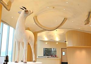Hotel Wing International Premium Kanazawa Ekimae, Economy hotels  Kanazawa - big - 182