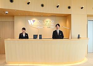 Hotel Wing International Premium Kanazawa Ekimae, Economy hotels  Kanazawa - big - 198