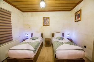 Deluxe Twin Room Ozbek Stone House