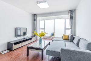 WeiHai Emily Seaview Holiday Apartment International Bathing Beach, Ferienwohnungen  Weihai - big - 44