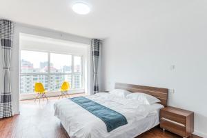 WeiHai Emily Seaview Holiday Apartment International Bathing Beach, Ferienwohnungen  Weihai - big - 48