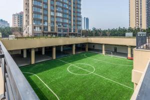 WeiHai Emily Seaview Holiday Apartment International Bathing Beach, Ferienwohnungen  Weihai - big - 53