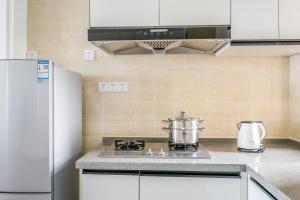 WeiHai Emily Seaview Holiday Apartment International Bathing Beach, Ferienwohnungen  Weihai - big - 58