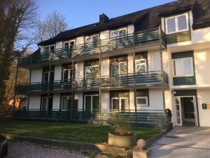 Pension zur Post, Apartments - Eutin