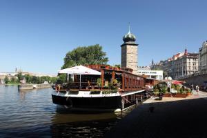 Boat Hotel Matylda.  Photo 20