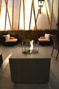 Hotel Director Vitacura, Hotely  Santiago - big - 52