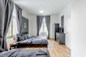 Rybalkova apartment, Апартаменты  Прага - big - 1