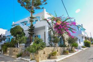 Yannis Maria Rooms Antiparos Greece