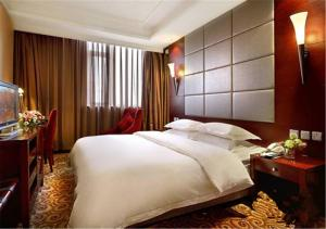 Howdy Smart Hotel- Xiao Jia He Branch, Szállodák  Csengtu - big - 24