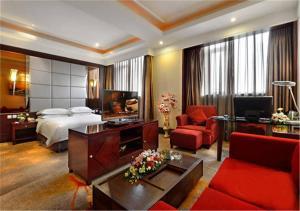 Howdy Smart Hotel- Xiao Jia He Branch, Szállodák  Csengtu - big - 37