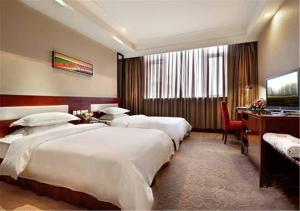 Howdy Smart Hotel- Xiao Jia He Branch, Szállodák  Csengtu - big - 23