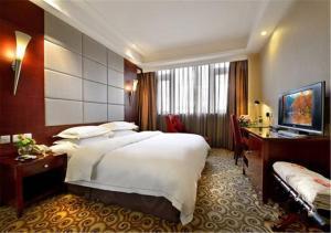 Howdy Smart Hotel- Xiao Jia He Branch, Szállodák  Csengtu - big - 22