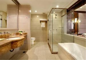 Howdy Smart Hotel- Xiao Jia He Branch, Szállodák  Csengtu - big - 19