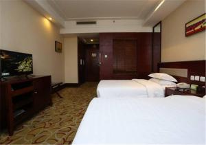 Howdy Smart Hotel- Xiao Jia He Branch, Szállodák  Csengtu - big - 16