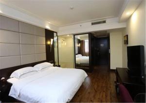 Howdy Smart Hotel- Xiao Jia He Branch, Szállodák  Csengtu - big - 14