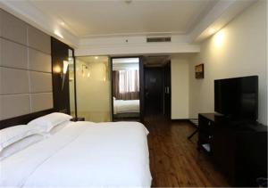 Howdy Smart Hotel- Xiao Jia He Branch, Szállodák  Csengtu - big - 11
