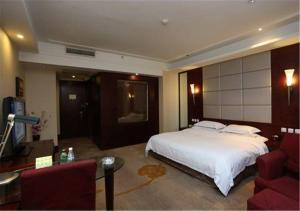 Howdy Smart Hotel- Xiao Jia He Branch, Szállodák  Csengtu - big - 8
