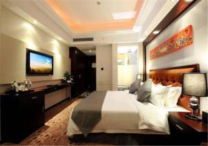 Howdy Smart Hotel- Xiao Jia He Branch, Szállodák  Csengtu - big - 2