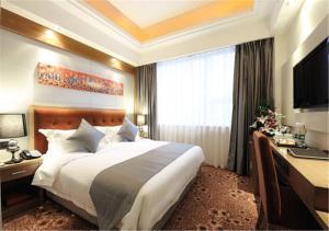 Howdy Smart Hotel- Xiao Jia He Branch, Szállodák  Csengtu - big - 29