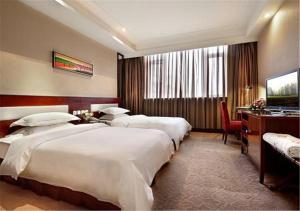 Howdy Smart Hotel- Xiao Jia He Branch, Szállodák  Csengtu - big - 31