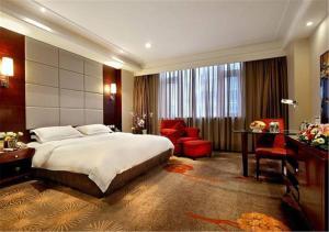 Howdy Smart Hotel- Xiao Jia He Branch, Szállodák  Csengtu - big - 35