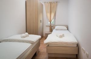Cezar Luxury Apartment, Apartmány  Omiš - big - 15