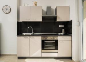 Cezar Luxury Apartment, Apartmány  Omiš - big - 41