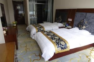 Twin Room Beijing Haoyi Business Hotel