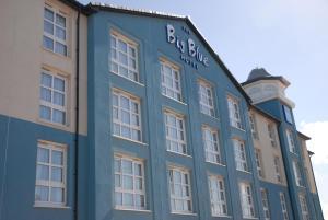 The Big Blue Hotel - Blackpool Pleasure Beach, Szállodák  Blackpool - big - 52
