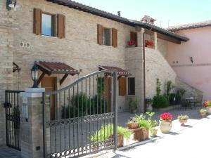 Colleverde Country House, Hotels  Urbino - big - 115