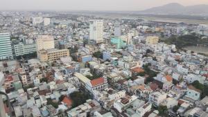 Hoang Anh Gia Lai Apartment B20.03, Apartmány  Danang - big - 59