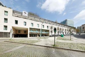 Eurostars Lisboa Parque, Hotely  Lisabon - big - 43