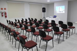 Litani Comfort Inn, Hotels  Santa Fé do Sul - big - 12