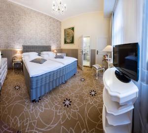 Golden Royal Boutique Hotel & Spa, Hotels  Košice - big - 56