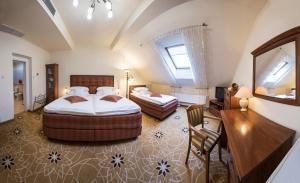Golden Royal Boutique Hotel & Spa, Hotels  Košice - big - 53