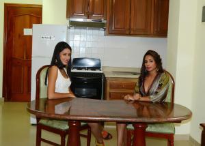 Apartahotel Caribe Paraiso, Апарт-отели  Хуан-Долио - big - 70