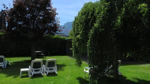 Hotel Villa Claudia, Hotely  Nago-Torbole - big - 46