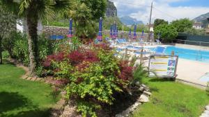 Hotel Villa Claudia, Hotely  Nago-Torbole - big - 42