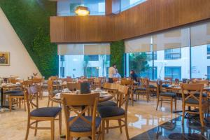 Capital Plaza Hotel, Hotels  Chetumal - big - 25