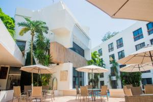Capital Plaza Hotel, Hotels  Chetumal - big - 32