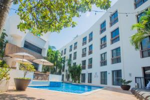 Capital Plaza Hotel, Hotels  Chetumal - big - 37