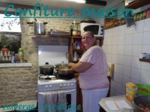 Chambres et Tables d'hôtes à l'Auberge Touristique, Bed and breakfasts  Meuvaines - big - 12