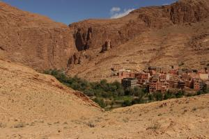 Casa rural Kasbah Des Pyramides, Hostels  Tinghir - big - 41