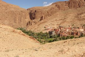 Casa rural Kasbah Des Pyramides, Hostels  Tinghir - big - 42