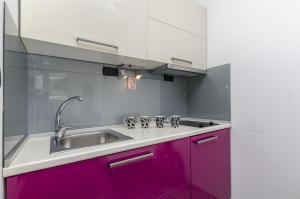 Apartment Antonela, Apartments  Omiš - big - 5