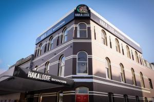 Haka Lodge Auckland - Accommodation