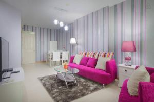 obrázek - Nicely Decorated Apartment close BKK airport