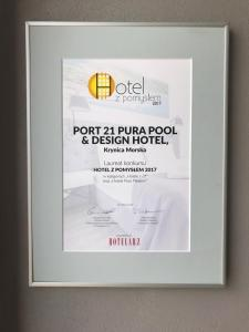 Port 21 Pura Pool & Design Hotel - Adults Only