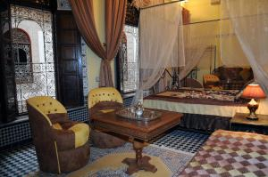 Two-Bedroom Suite Aziza Riad Youssef
